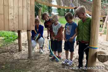 Nieuwe speeltuin officieel geopend (Overijse) - Het Nieuwsblad