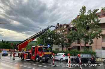 Würzburg: Fett in Pfanne gerät in Brand - Zwei Personen verletzt