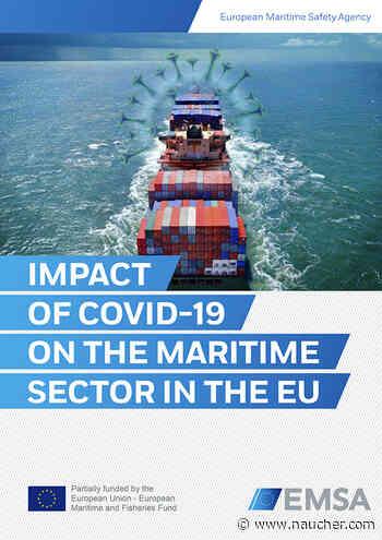 El comercio marítimo cayó un 9,3% en 2020 en la Unión Europea, según un informe de EMSA - NAUCHERglobal