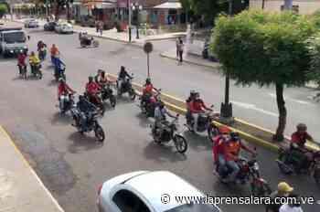 """En El Tocuyo protestan por gasolina con una """"marcha vehicular"""" - La Prensa de Lara"""
