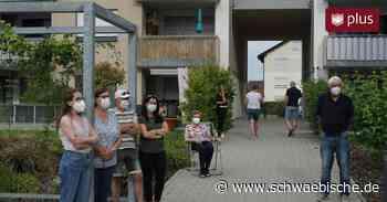 Robert-Bosch-Straße Meckenbeuren: Kritik an Mehrfamilienhaus. - Schwäbische