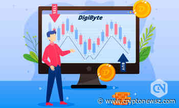 DigiByte (DGB) Taking Support From Lower Levels - CryptoNewsZ