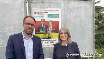 Elections départementales à Launaguet : large victoire pour Marie-Claude Farcy et Vincent Gibert - ladepeche.fr