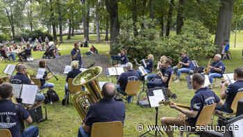 Festspielatmosphäre im Burggarten: In Hachenburg ist nach langem Lockdown wieder Kultur angesagt - Rhein-Zeitung