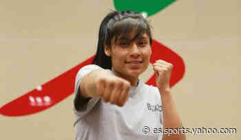 Esmeralda Falcón: la mexicana a la que su mamá no quería dejar boxear y ahora irá a Tokio 2020 - Yahoo Eurosport ES