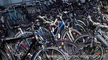 Hat ein Zeuge einen groß angelegten Fahrraddiebstahl verhindert? - Augsburger Allgemeine