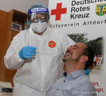 Zu wenige Corona-Tests: Alfdorfer Teststationen schließen vorerst - Alfdorf - Zeitungsverlag Waiblingen - Zeitungsverlag Waiblingen