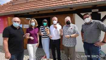 Impfen gegen Corona in Metzingen: Hausärzte setzen die Spritzen jetzt in der Neuhäuser Kelter - SWP