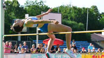 Leichtathletik TuS Metzingen: Sophie Hamann im Feld der Hochsprung-Spezialistinnen - SWP