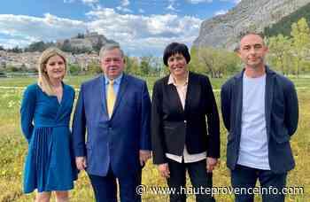 Canton de Sisteron : Robert Gay-Isabelle Morineaud élus - Haute-Provence Info
