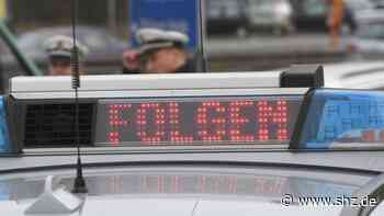 A7 bei Quickborn: Rumänischer Lkw-Fahrer ohne Fahrerlaubnis unterwegs   shz.de - shz.de
