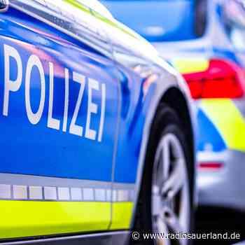 Verkehrsunfall auf der B236 bei Winterberg - Radio Sauerland