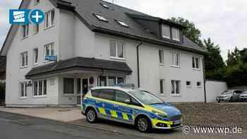 Polizeiwache Winterberg: Dringender Modernisierungsbedarf - Westfalenpost