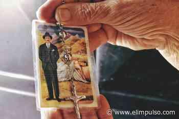 ▷ Imagen de José Gregorio Hernández lloró ante sus fieles en Charallave #3May - El Impulso