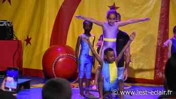 VIDÉO. L'école Saint-Exupéry de Nogent-sur-Seine a fait son cirque - L'Est Eclair
