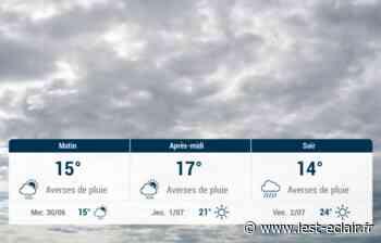 Nogent-sur-Seine et ses environs : météo du mardi 29 juin - L'Est Eclair