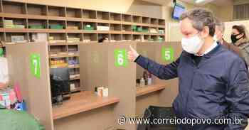 Prefeitura de Passo Fundo inaugura nova Farmácia Central - Jornal Correio do Povo