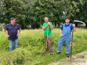 Ieper zet landschapsvrijwilligers in - Focus en WTV