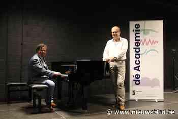 """Werken in concertzaal voor betere akoestiek: """"Specialisten n... (Ieper) - Het Nieuwsblad"""