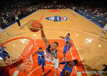 Damian Lillard to Play for U.S. Olympic Men's Basketball Team