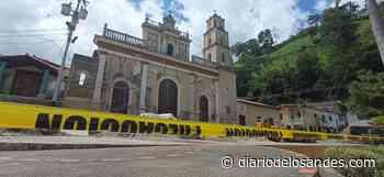 Sigue la remodelación de la iglesia en Monte Carmelo - Diario de Los Andes