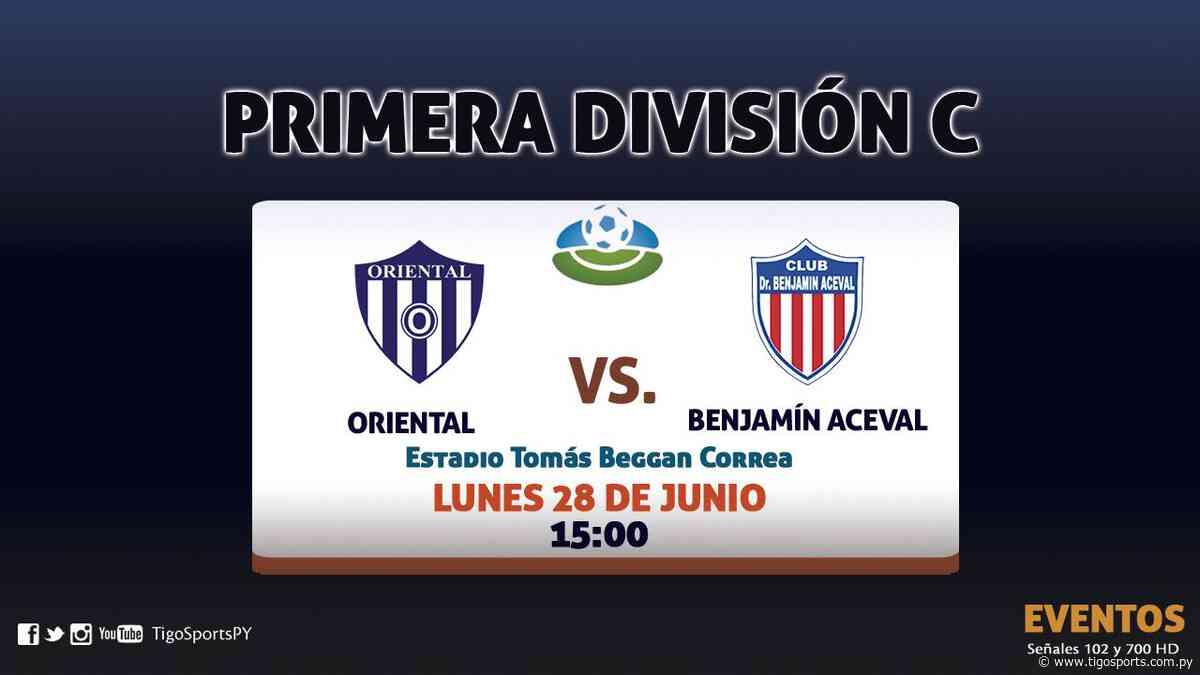 Benjamín Aceval quiere acercarse a la cima de la Primera C - Tigo Sports