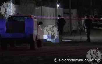 Asesinan a mujer y tiran el cuerpo en tambo para basura - El Diario de Chihuahua