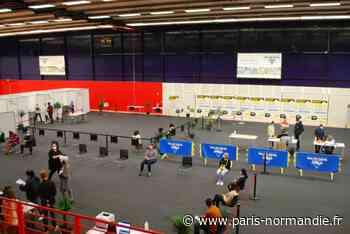 Covid-19. Val-de-Reuil : le centre de vaccination éphémère les conduit à sauter le pas - Paris-Normandie