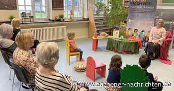 Vorleseaktion in Simmerath: Kinder in der Bibliothek verzaubert - Aachener Nachrichten