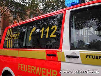 Autofahrerin in Hiddenhausen gegen Baum gekracht - Radio Herford