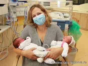 Zwillingsmädchen aus Bad Gandersheim hatten es eilig – Geburt noch im Rettungswagen - SAT.1 REGIONAL - Sat.1 Regional