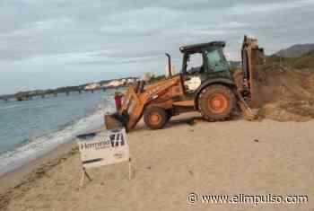 ▷ Contaminación de playas de Puerto La Cruz por aguas servidas inspeccionará Comisión de Ambiente de la AN legítima #11May - El Impulso