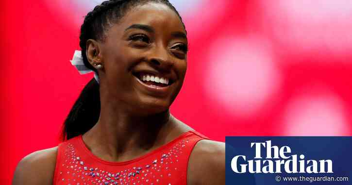 'The cat got fed instead of us': Simone Biles discusses her childhood hunger