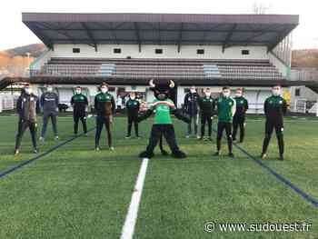 Hasparren : la formation est la base du projet du club de football - Sud Ouest