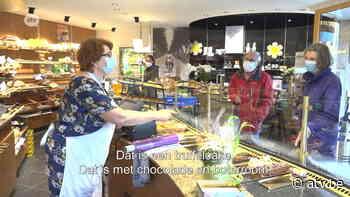 """Bakkerij in Hove sluit na meer dan 40 jaar: """"Ik ga er niet aan denken, want dan word ik emotioneel"""" - ATV"""