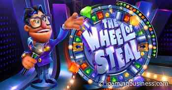 FunFair Games delivers wheely fun title The Wheel of Steal - iGaming Business
