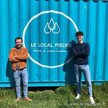 Depuis Craponne, le Local Piscine participe à l'économie circulaire - Tout Lyon