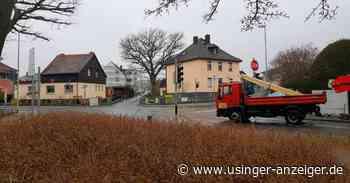 Neu-Anspach: Kann die Stadt die K 738 übernehmen? - Usinger Anzeiger