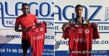Olympique Salaise Rhodia : deux arrivées en provenance de Limonest et du GOAL FC - Actufoot