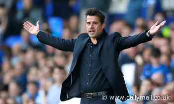 Fulham hold discussions with ex-Everton manager Marco Silva about succeeding Scott Parker as boss