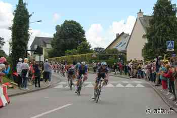 En images : les habitants de Bain-de-Bretagne ont profité du passage du Tour de France - L'Eclaireur de Châteaubriant