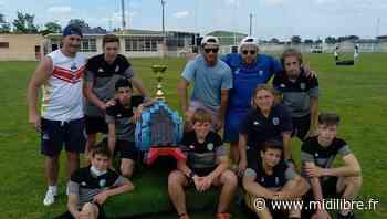 De jeunes rugbymen en finales nationales à Cugnaux - Midi Libre