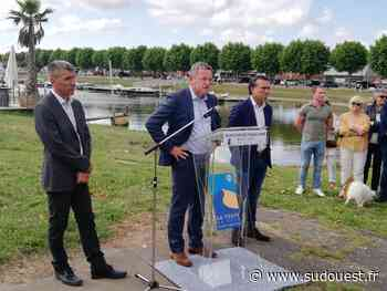 La Teste-de-Buch : inauguration du port et annonce d'une nouvelle navette UBA pour le desservir - Sud Ouest