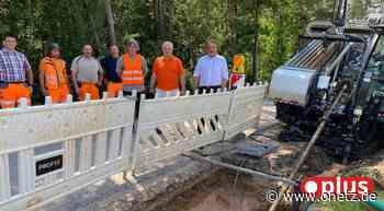 Millionen für neue Wasserleitungen im Raum Nabburg/Schmidgaden - Onetz.de