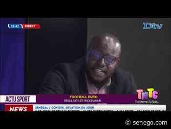 Actu Sport - du Mardi 30 Juin 2021 Avec Mbaye Sene - Senego.com - Actualité au Sénégal