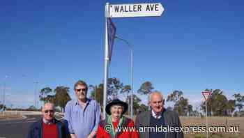 Armidale Airside Business Park street names are announced - Armidale Express