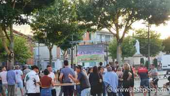 Villefranche-de-Lauragais : la fan-zone fête le Stade - ladepeche.fr