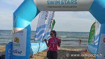 Villefranche-de-Lauragais. Triathlon Club du Lauragais : Mélanie sur la 2e marche du podium de l'Open Swim Sta - ladepeche.fr