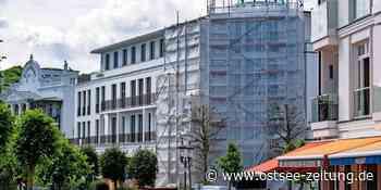 So läuft der große Umbau des Cerês-Hotels in Binz auf Rügen – OZ - Ostsee-Zeitung - Ostsee Zeitung