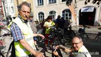 Dorfen: ADFC macht Fahrradcodieraktion: Ein Code, der Fahrraddiebe abhält - Merkur.de